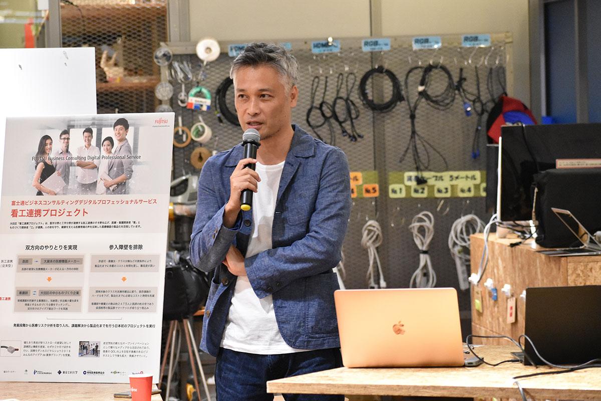 代表取締役 吉田孝次